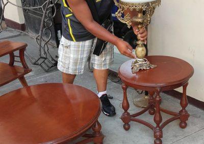 lamparas antiguas, compro cosas usadas
