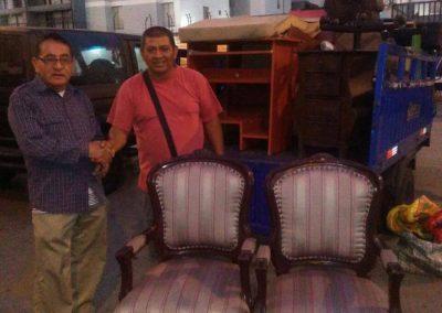 sillas antiguas, compro cosas usadas
