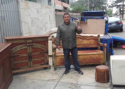 Muebles Antiguos, compradores de cosas usadas