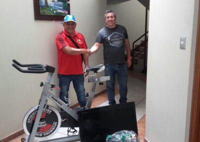 Gimnasio-Bicicleta
