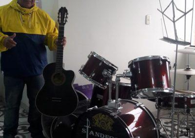 bateria musical, compro cosas usadas